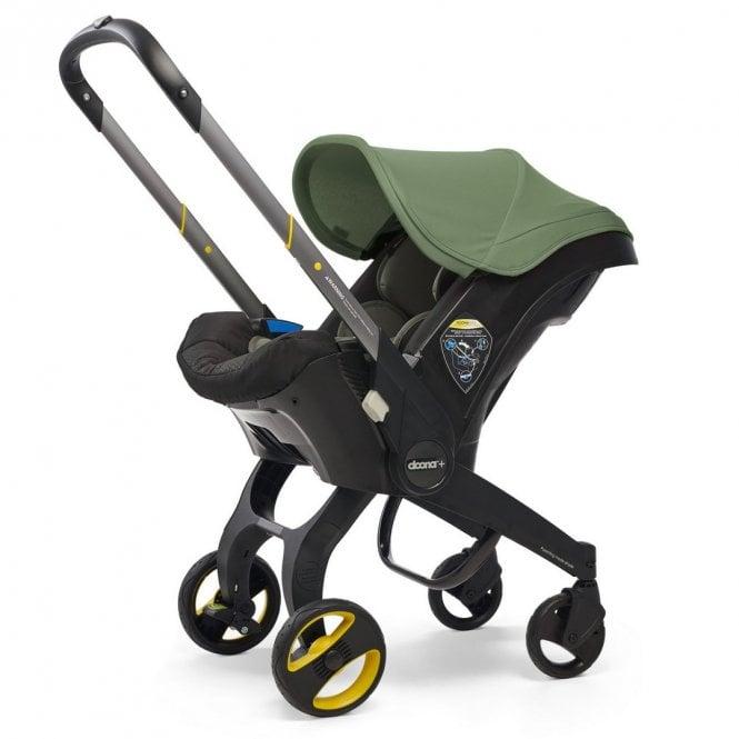 Infant Car Seat Stroller - Desert Green