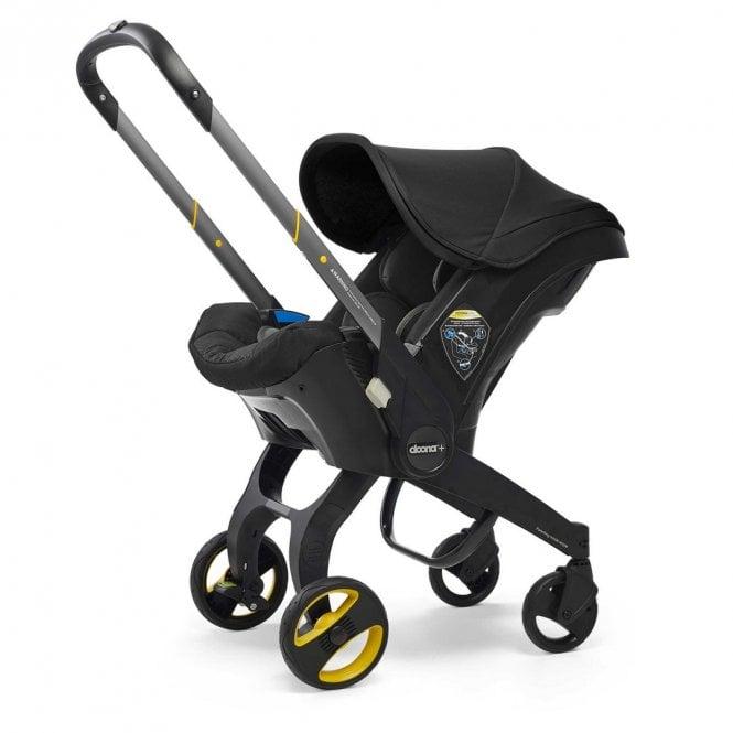 Infant Car Seat Stroller - Nitro Black