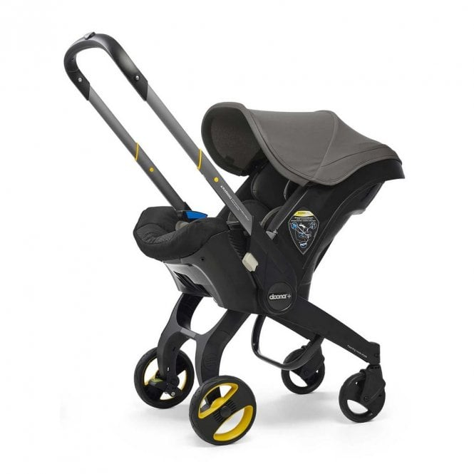 Infant Car Seat Stroller - Urban Grey