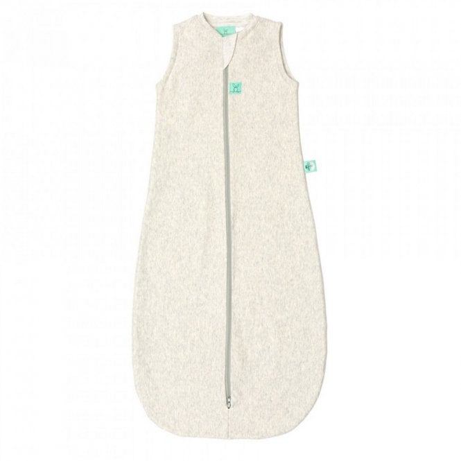 Jersey Sleeping Bag 1.0 Tog - Grey Marle - 8-24 Months