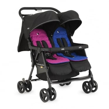 Aire Twin Pushchair