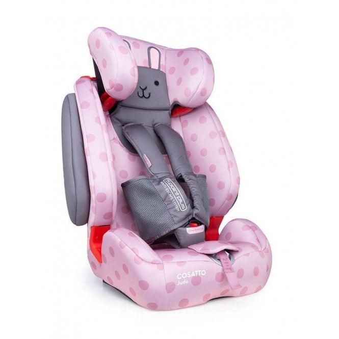 Judo Group 1 2 3 Car Seat - Bunny Buddy