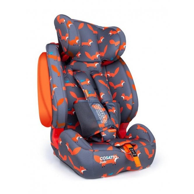 Judo Group 1 2 3 Car Seat - Mister Fox