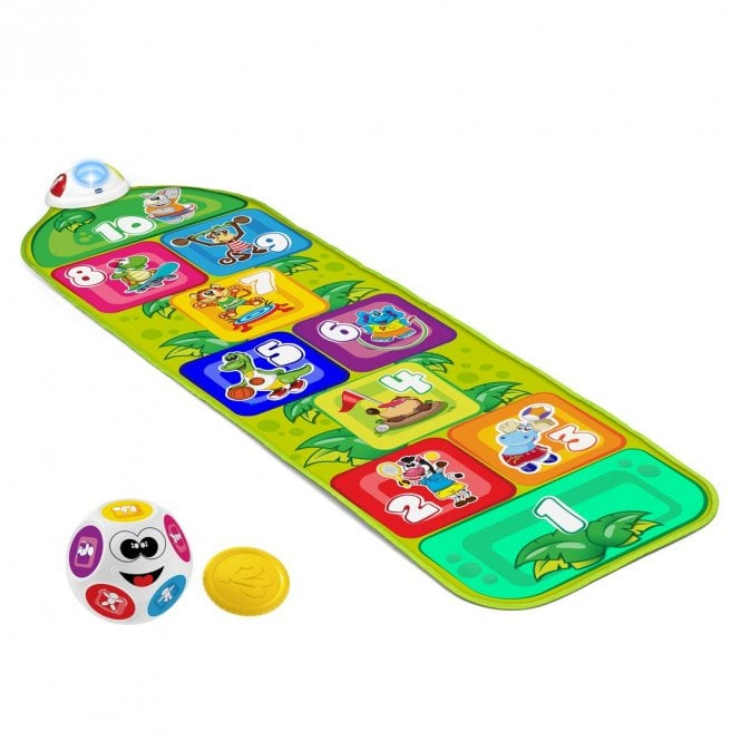 Jump & Fit Hopscotch Playmat