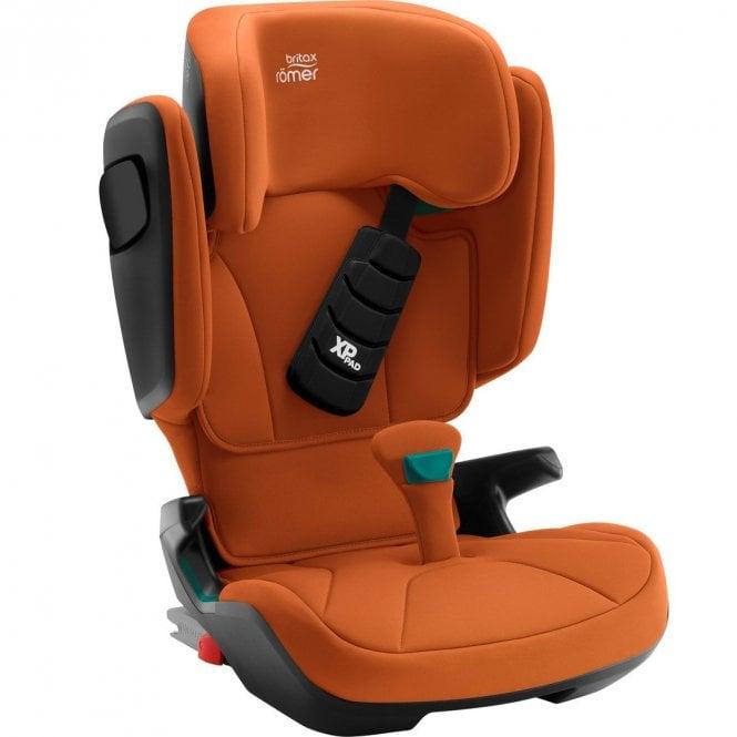 Kidfix i-Size Car Seat - Golden Cognac
