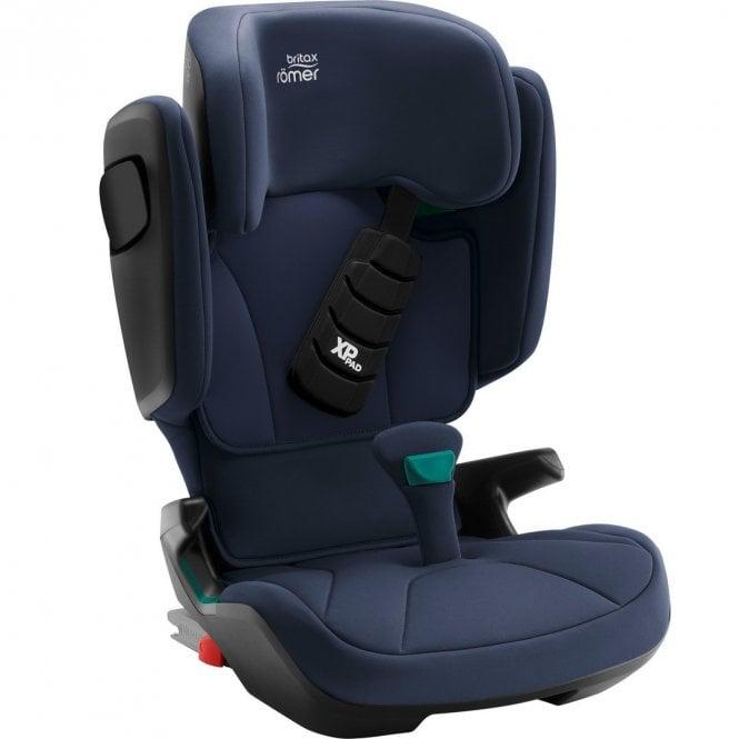 Kidfix i-Size Car Seat - Moonlight Blue