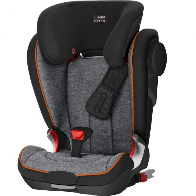 Kidfix II XP SICT Car Seat - Black Series