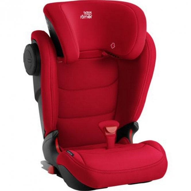Kidfix III M Group 2/3 Car Seat - Fire Red