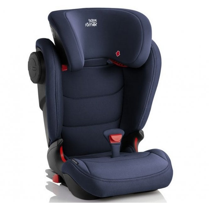 Kidfix III M Group 2/3 Car Seat - Moonlight Blue