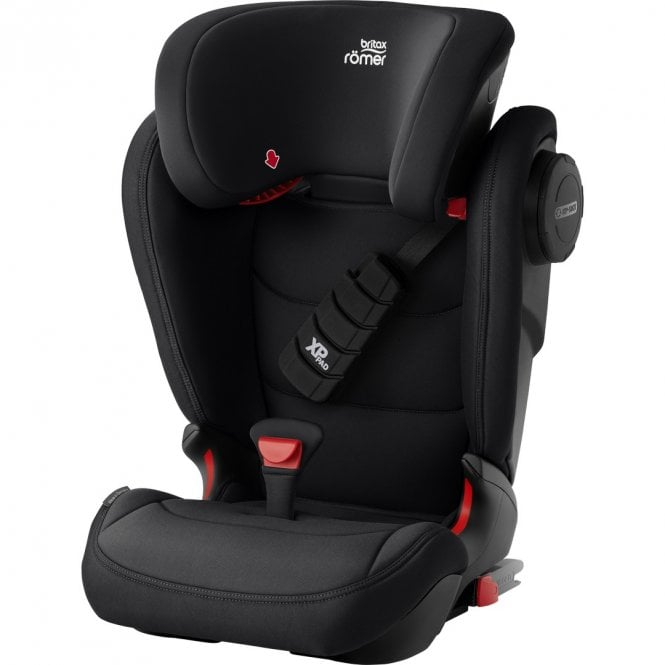 Kidfix III S Group 2 / 3 Car Seat - Cosmos Black