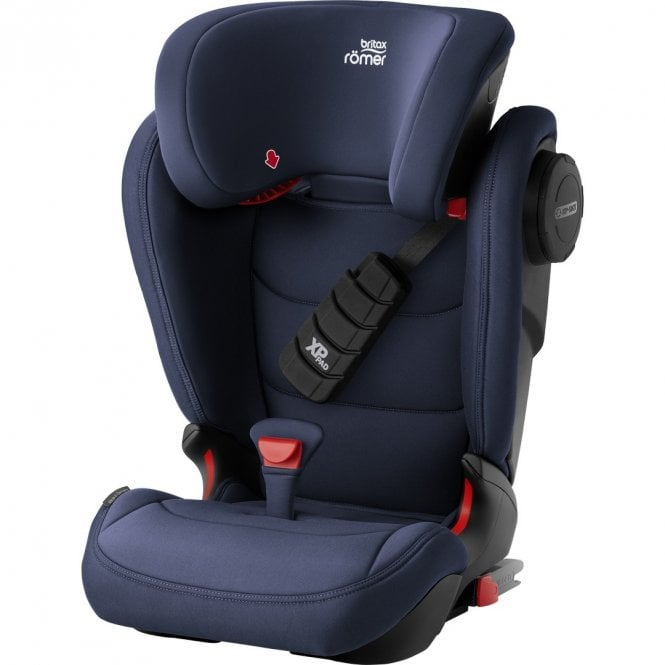 Kidfix III S Group 2 / 3 Car Seat - Moonlight Blue