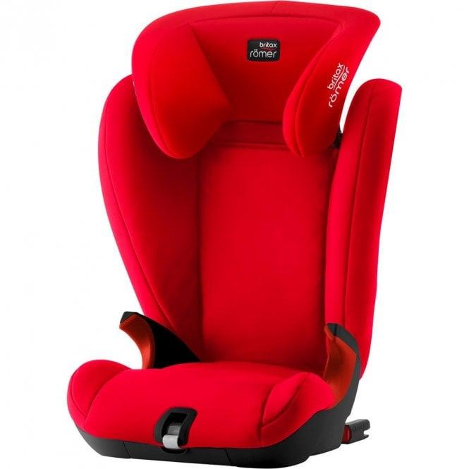Kidfix SL Car Seat - Black Series