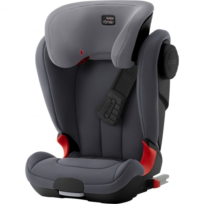 Kidfix XP SICT Car Seat - Black Series