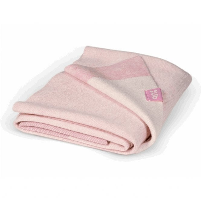Knitted Blanket - Pink