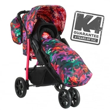 Pushmatic Pushchair