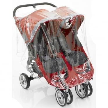 Raincover to fit the Baby Jogger City Mini Double