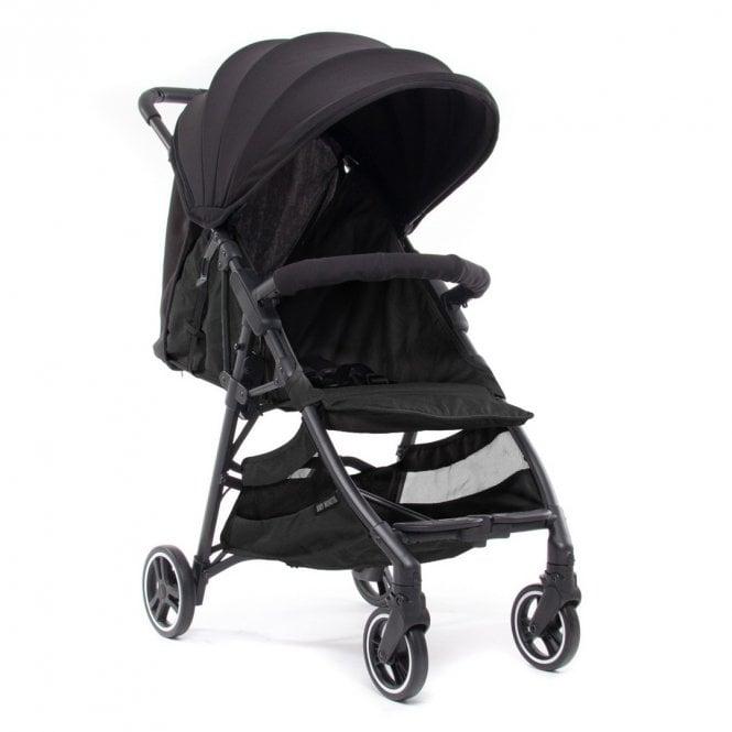 Kuki Stroller - Black / Black