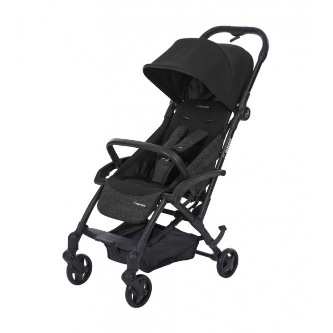 Laika Pushchair - Nomad Black