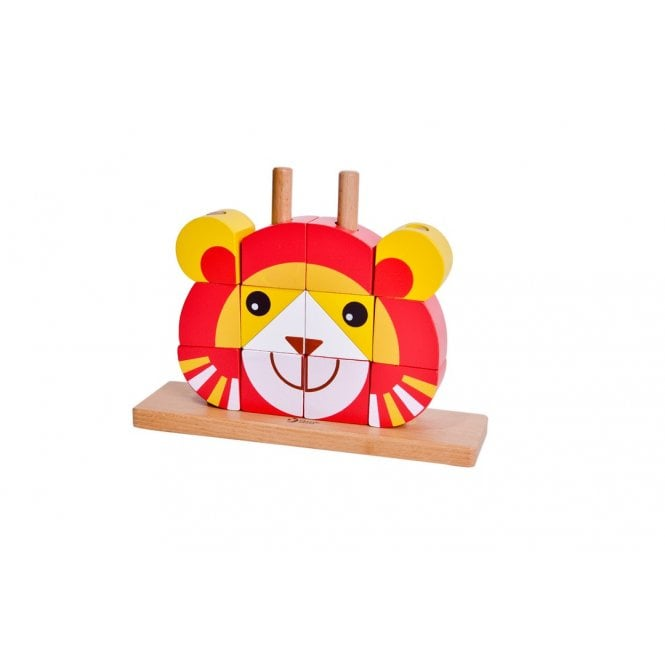 Lion Uni Blocks Set