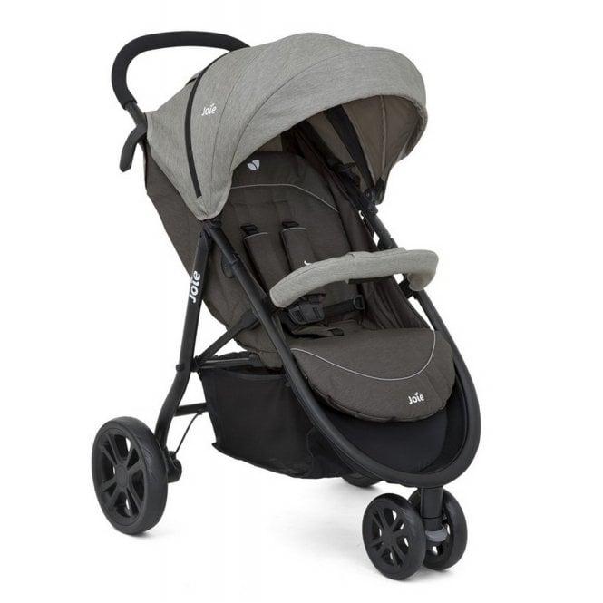 Litetrax 3 Wheel Pushchair - Dark Pewter