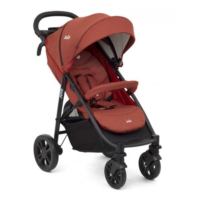 Litetrax 4 Wheel Pushchair - Cinnamon