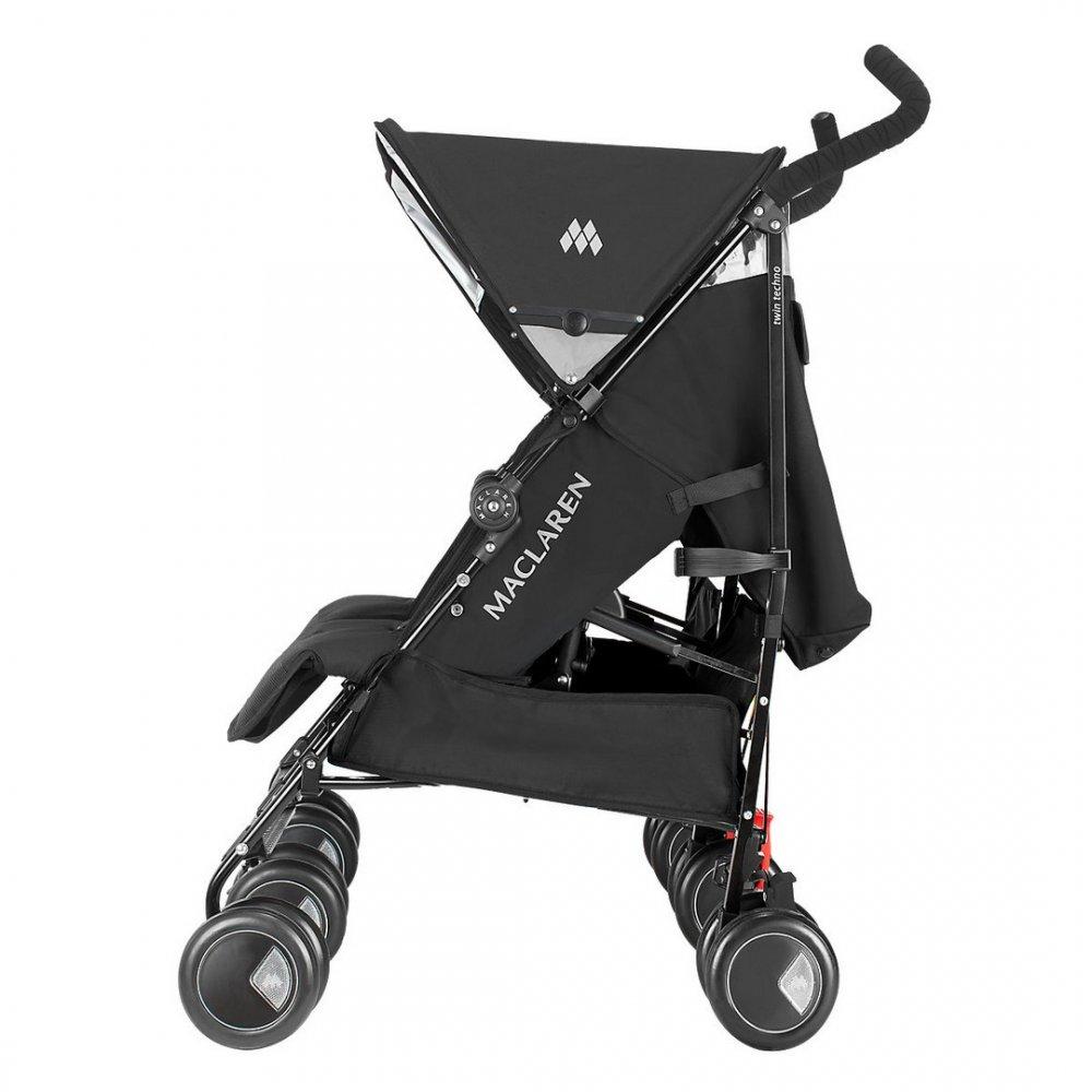 Buy Maclaren Twin Techno | Double Pushchair | BuggyBaby
