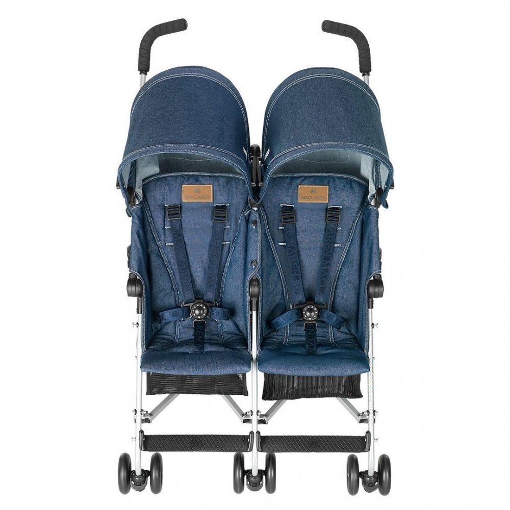 Maclaren Twin Triumph Pushchair