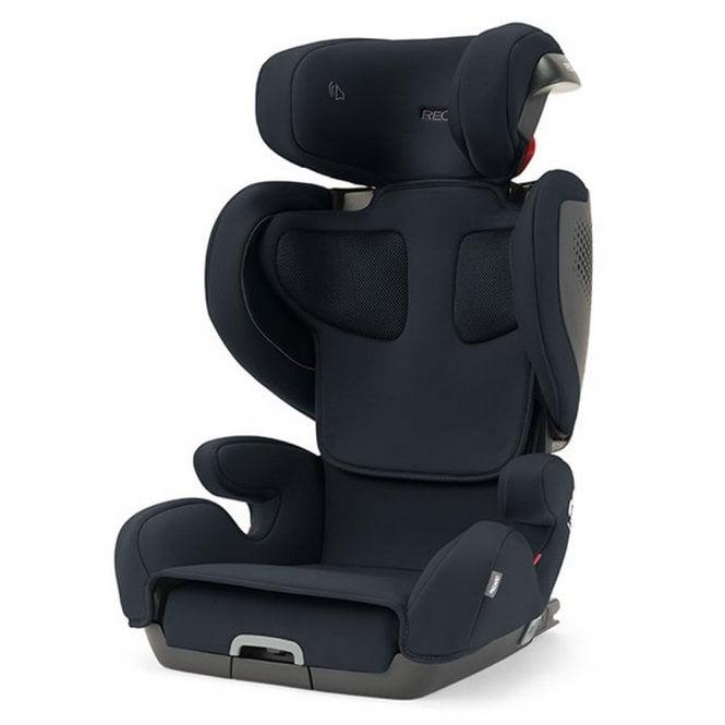 Mako Elite Group 2 3 Car Seat - Select Night Black