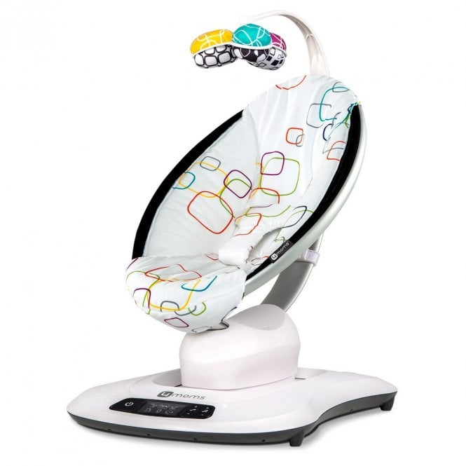 mamaRoo 4 Rocker - Multi Plush