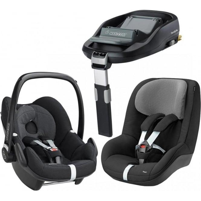 buy maxi cosi pebble pearl base baby car seat. Black Bedroom Furniture Sets. Home Design Ideas