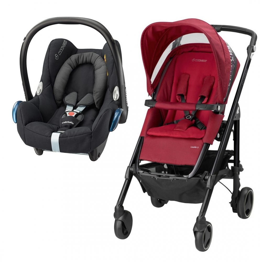 buy maxi cosi loola travel system cabriofix pushchairs buggybaby. Black Bedroom Furniture Sets. Home Design Ideas
