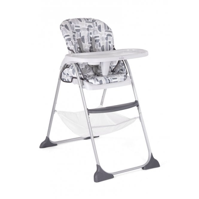 Mimzy Snacker Highchair - Logan