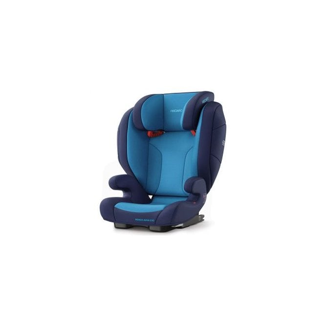 Monza Nova Evo Seatfix Car Seat - Xenon Blue (Discontinued 26 February 2020)