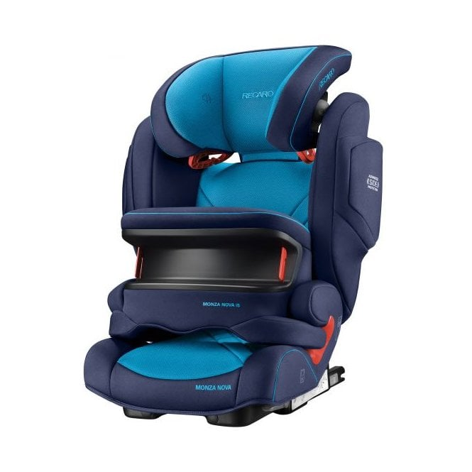 Monza Nova IS Seatfix Car Seat - Xenon Blue (Discontinued 16 June 2020)
