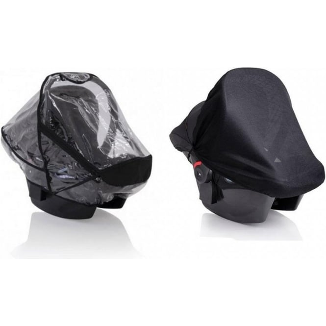 Car Seat All Weather Cover Set