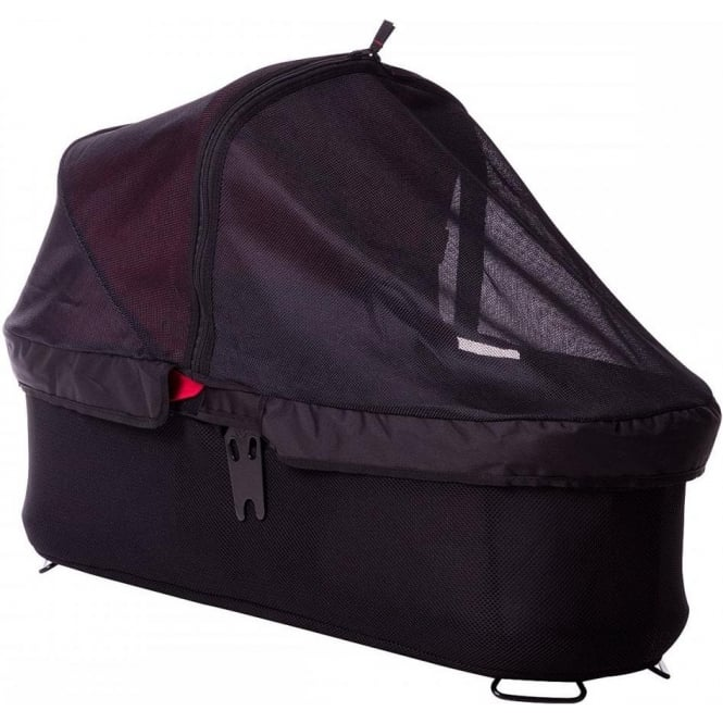 Mountain Buggy Duet, Swift & Mini Carrycot Plus Sun Cover