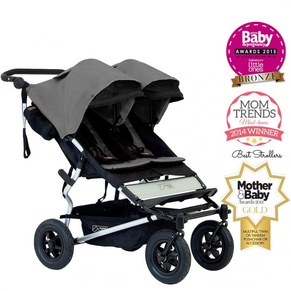 Mountain Buggy Duet Pushchair