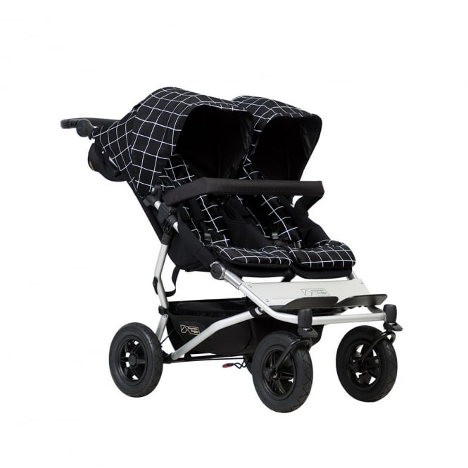 Mountain Buggy Duet v3.0 Pushchair