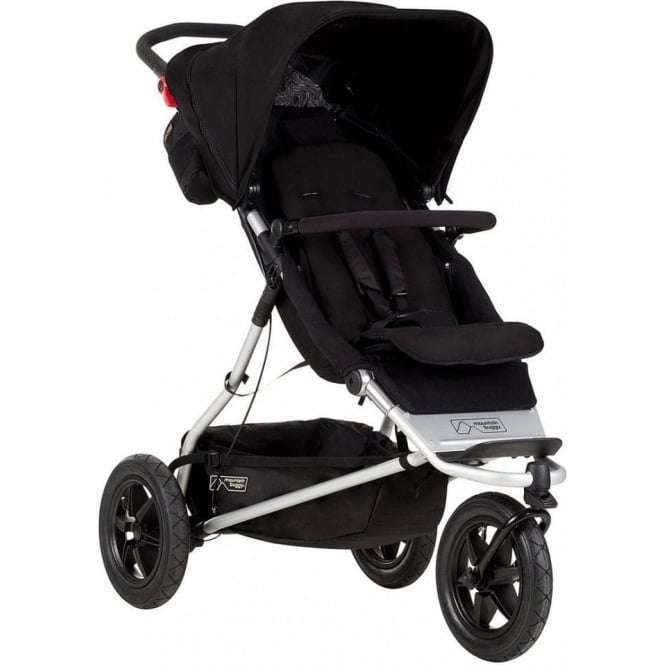 Mountain Buggy +One (Plus One) Pushchair