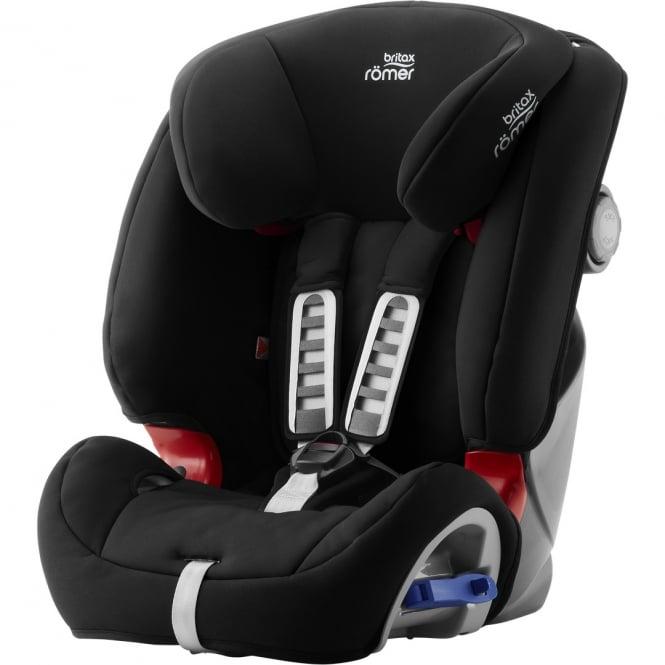 Multi-Tech III Car Seat
