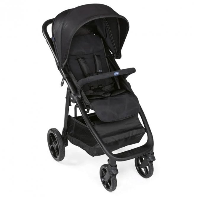 Multiride Pushchair - Jet Black