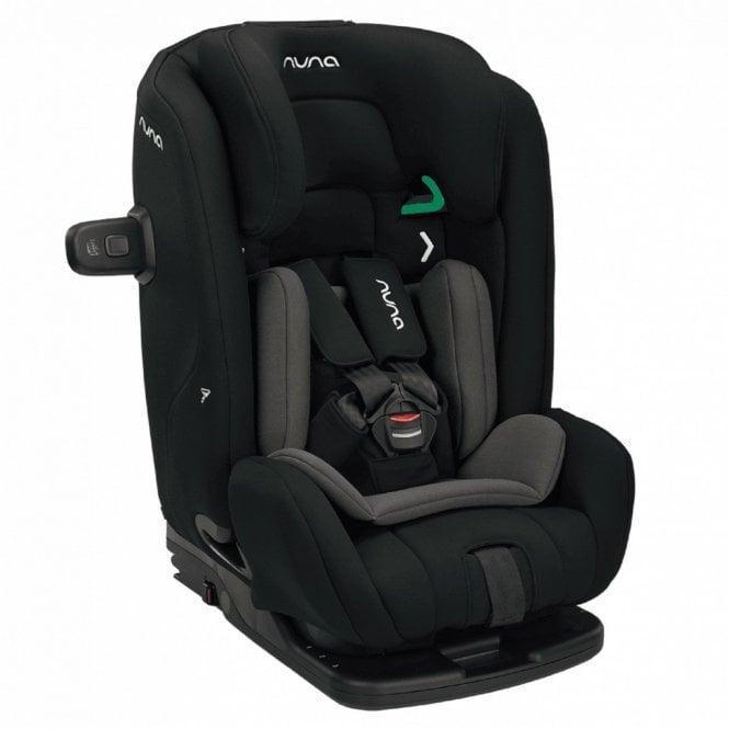 MYTI 1 2 3 i-Size Car Seat - Caviar