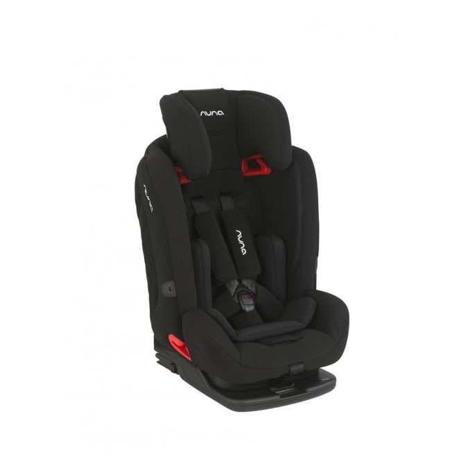 MYTI Group 1/2/3 Car Seat - Caviar