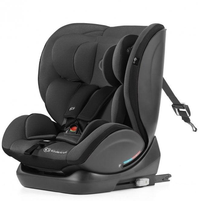 MyWay Group 0+ 1 2 3 Car Seat - Black