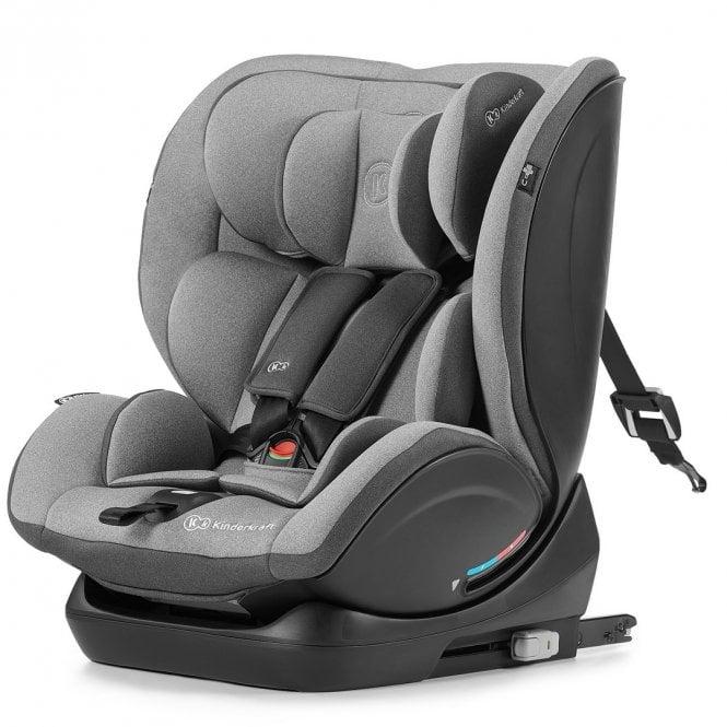 MyWay Group 0+ 1 2 3 Car Seat - Grey