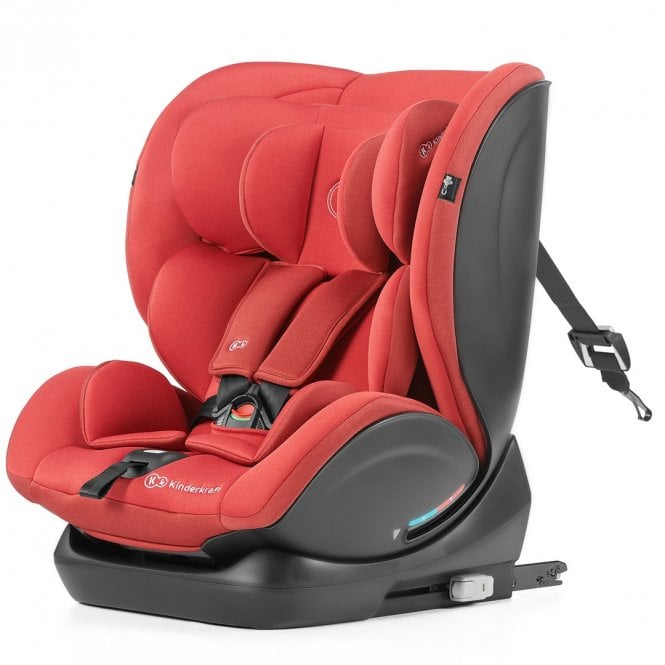 MyWay Group 0+ 1 2 3 Car Seat - Red