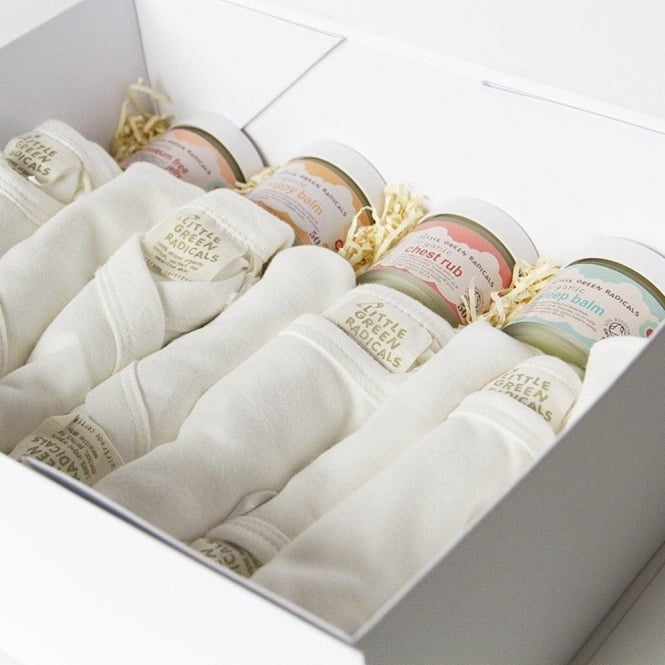Newborn Starter Collection Gift Box