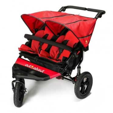 Nipper Double v4 Pushchair