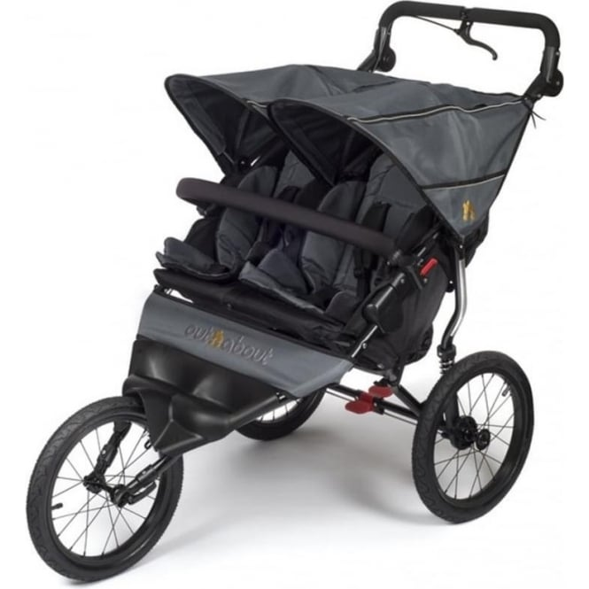 Nipper Sport Double Pushchair