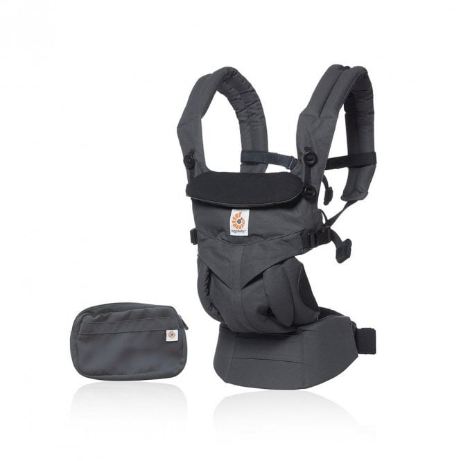Omni 360 Baby Carrier - Charcoal